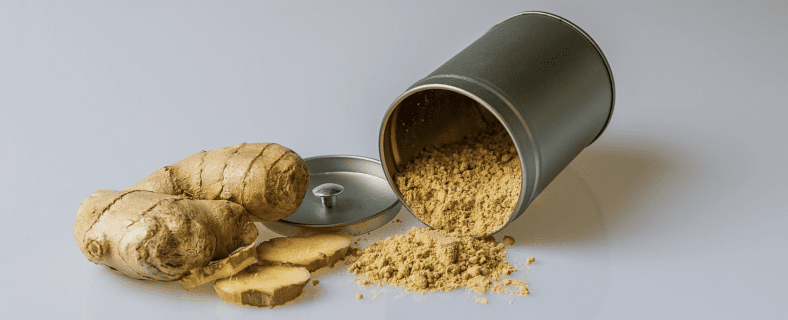 LET'S TALK ABOUT: GINGER HERBAL REMEDIES - from Pixie's Pocket