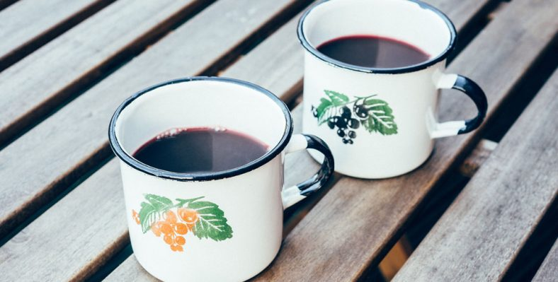 Mulled wine is good medicine - a recipe from pixiespocket.com