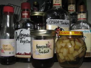 booze cabinet at pixiespocket.com