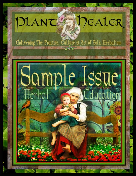 Plant Healer Magazine