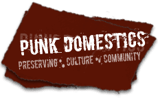 Featured on Punk Domestics!