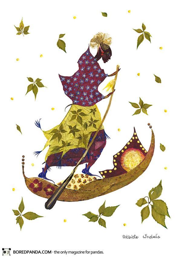 A Florotype from Elzbieta Wodala - lovely!