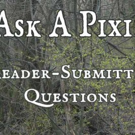 Ask A Pixie: #3 – Food Allergies