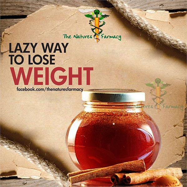 Lose Weight The Easy Way: Cinnamon And Honey?