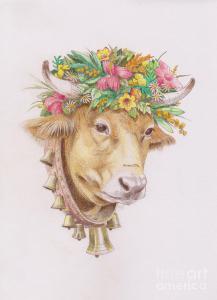 Crowned Mother by Carolina Gonzalez