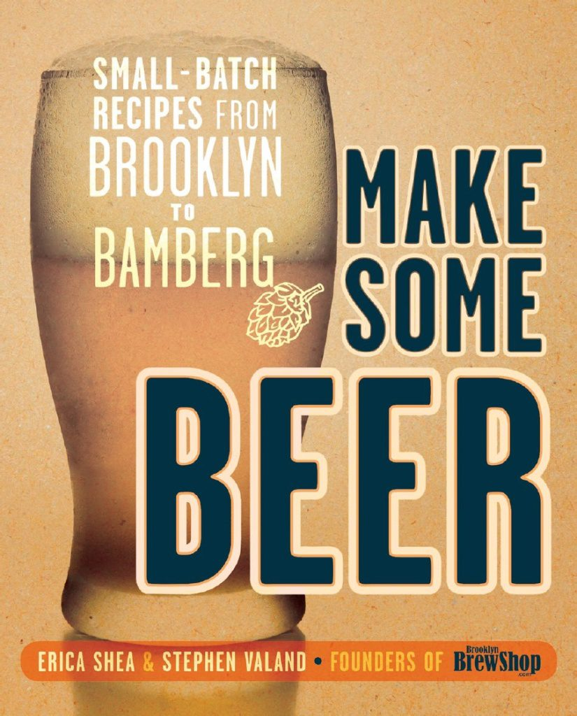 make some beer small