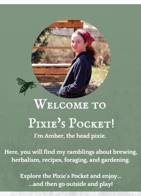 Amber, head Pixie of Pixie's Pocket:  Pixiespocket.com