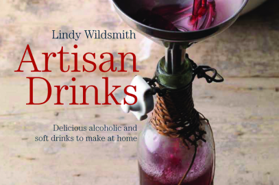 Book Review: Artisan Drinks by Lindy Wildsmith