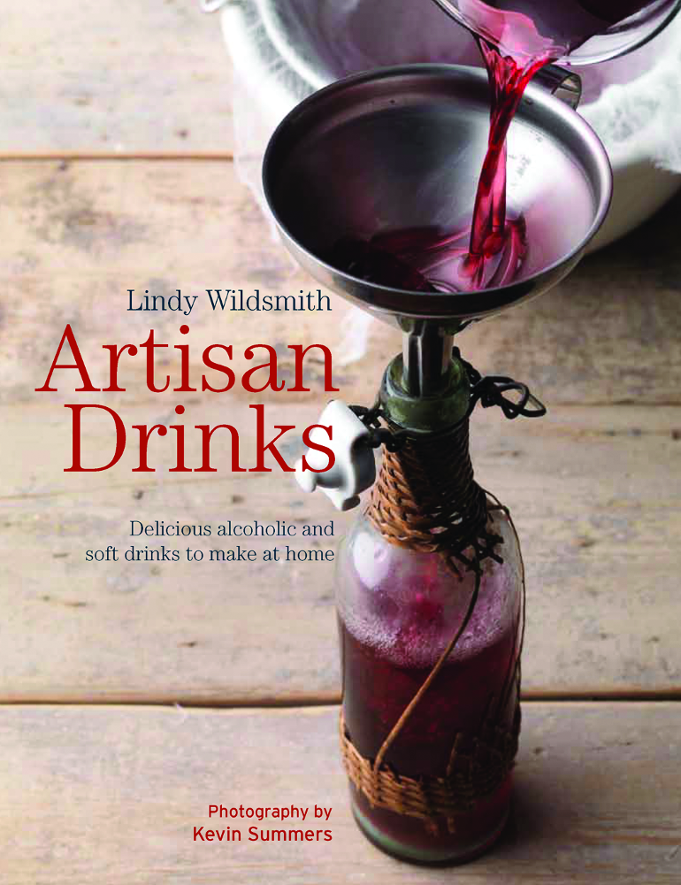 Artisan Drinks by Lindy Wildsmith, reviewed by pixiespocket.com
