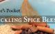 Pickling Spice Blend Banner