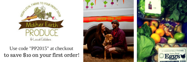 mother earth produce promo on pixiespocket.com