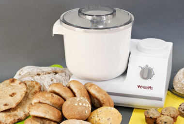 WonderMix Mixer and Meat Grinder Giveaway