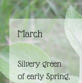 March: A Poem