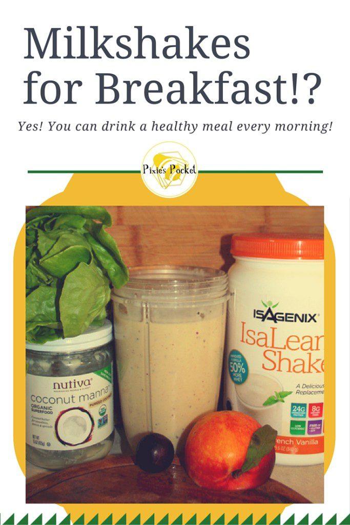 Milkshakesfor Breakfast