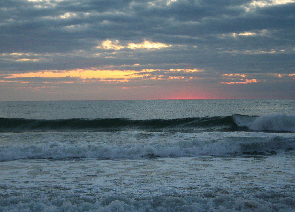 virginia beach sunrise august 2015