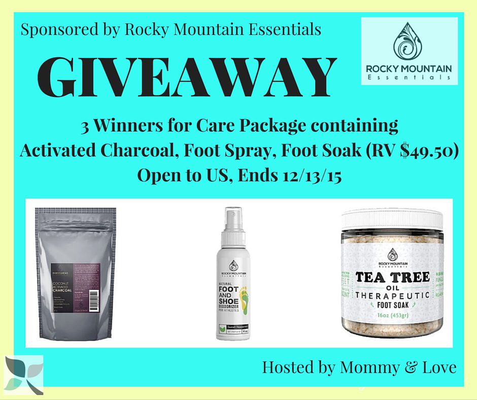 rocky mountain essentials care package giveaway