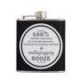 booze flask zazzle