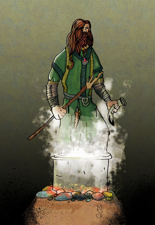 Jereme Zimmerman Illustration by Michael Startzman
