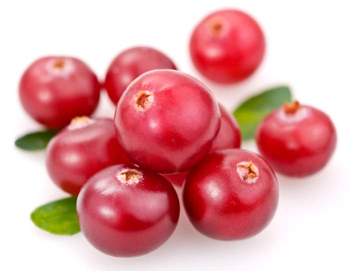 Cranberries - Pamper Yourself with Facial Treatments Made with Food: a guest post on pixiespocket.com