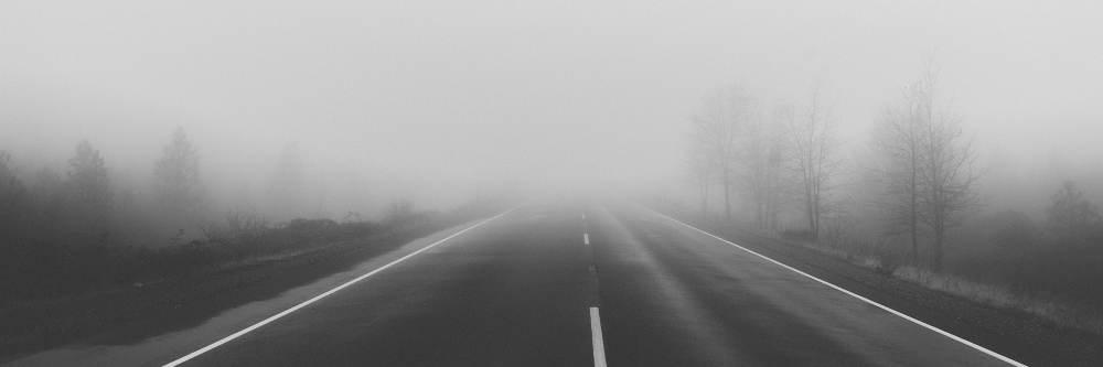 "road-fog-foggy-mist as seen on ""Small Steps"" on pixiespocket.com"