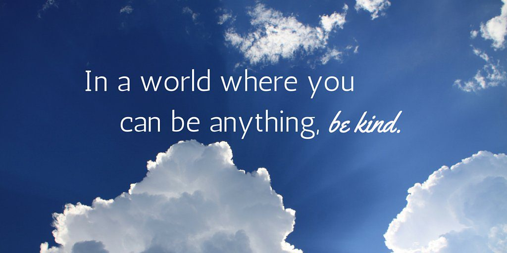 """be kind...but if you can't, then be ready. seen on """"do not feed the fears"""" at pixiespocket.com"""