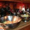 sauerkraut making over at pixiespocket.com