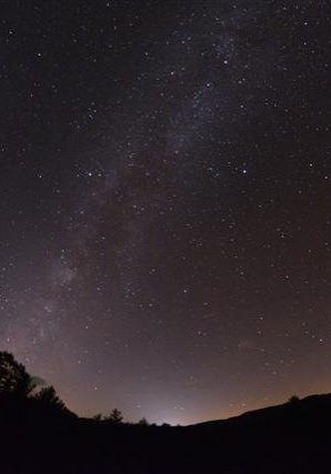 First International Dark Sky Park in the Southeast U.S. Designated