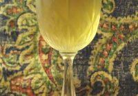 ginger wine - one gallon batch