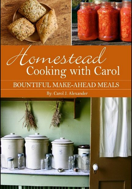 homesteading cooking with carol cover3 with border (427x640)