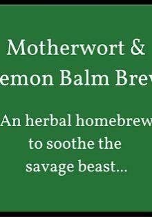 lemon balm motherwort