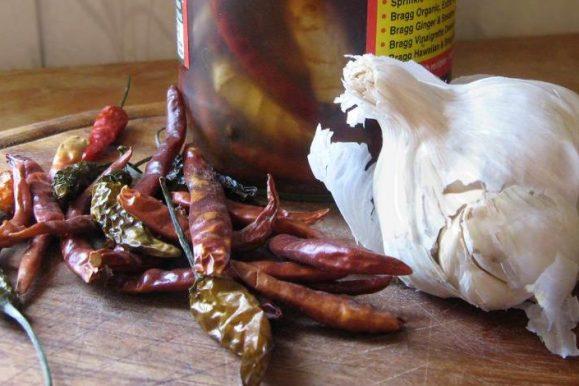 Recipe Box: Fire Vinegar (Fire Cider)