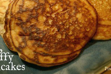 My Big, Fluffy Pancake Recipe