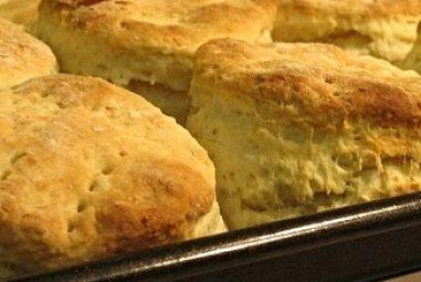 Best Ever Biscuits