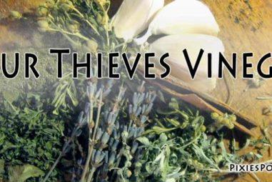 Recipe Box: Four Thieves Vinegar