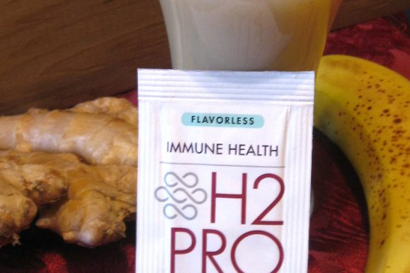 H2PRO Probiotics + Vitamins: Recipe, Review and Giveaway!