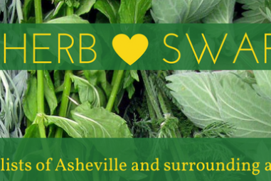 Event: Asheville Herb Swap [Oct. 9, 2016]
