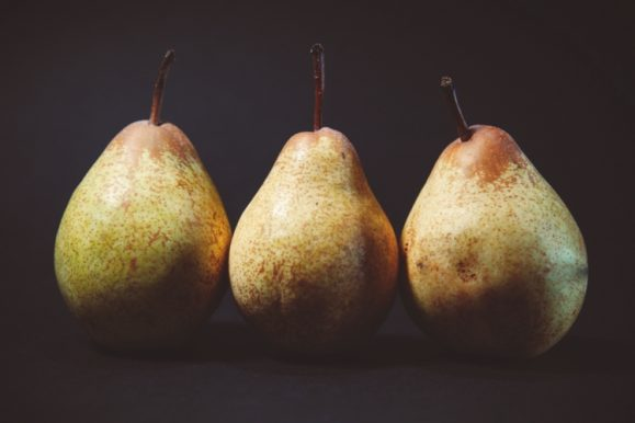 Pear Butter Recipe – Small batch from windfall fruit