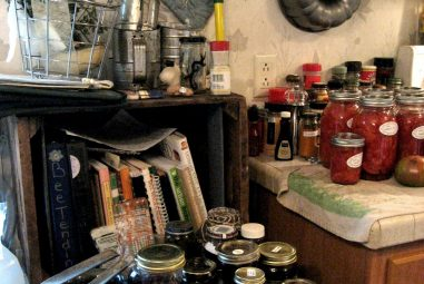 Putting away 2012 – Tomatoes and Cherries