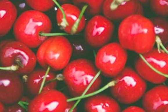 Cherry Cordial: Dark, Sweet, and Delicious!